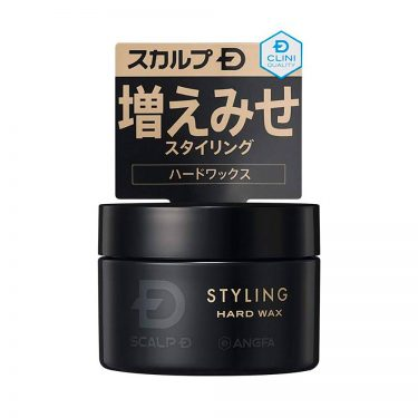 ANGFA SCALP-D D-STYLE Hair Wax Strong Hold - 60g