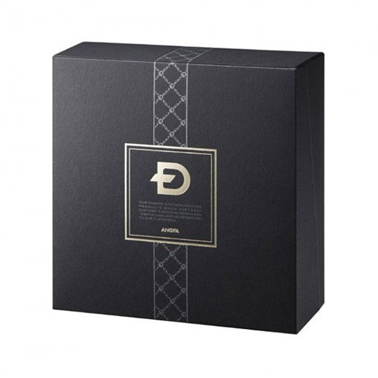 ANGFA SCALP-D Gift Box with Shampoo & Conditioner - 350ml