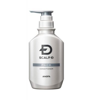 ANGFA SCALP-D Medical Pack Conditioner Made in Japan