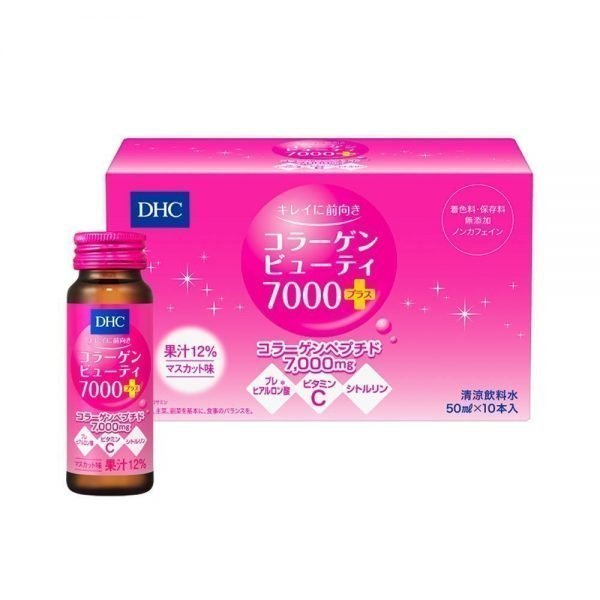 DHC Collagen Beauty 7000 Plus 10pcs