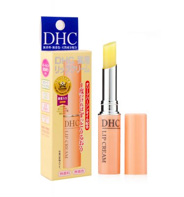 DHC Lip Cream 4 Pack
