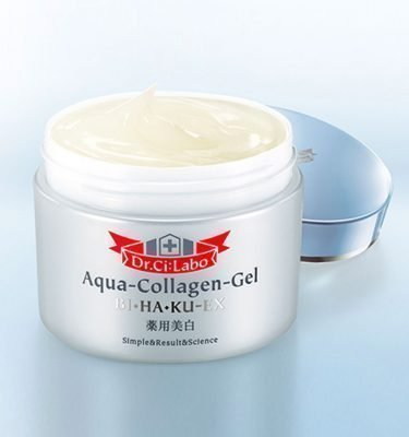 Dr.Ci-labo Aqua Collagen Gel BIHAKU Whitening Moisturizer Made in Japan
