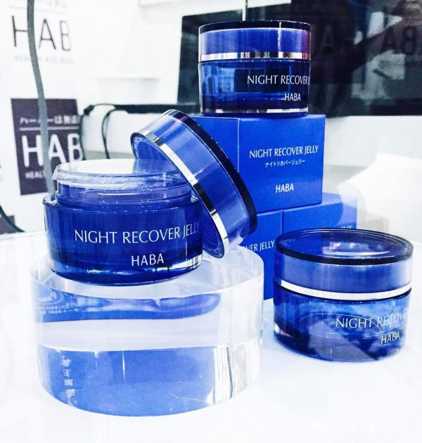 HABA Night Recover Jelly Made in Japan