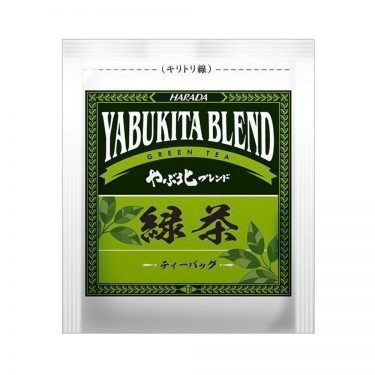 HARADA Green Tea Bag 100% Japanese Tea Yabukita Blend Made in Japan