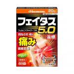 HISAMITSU Feitasu Pain Relief Patches - Warm Type 7 Sheets