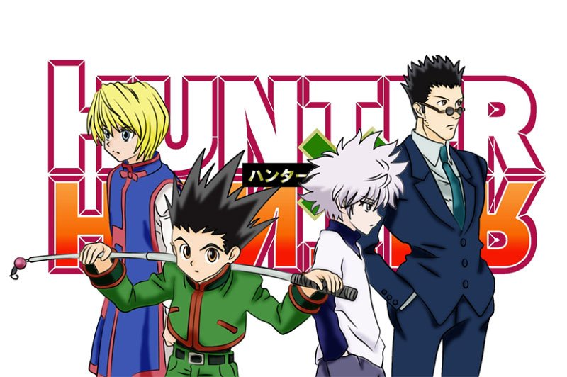 HUNTER×HUNTER Returns to Weekly Shonen Jump in March 2016