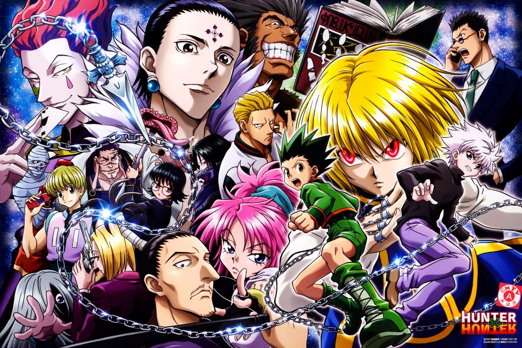 Hunter × Hunter TV Series