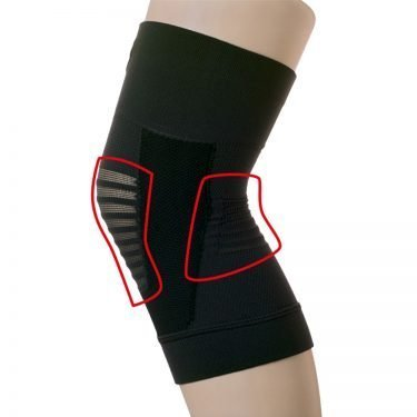 KOWA Vantelin Knee Protection