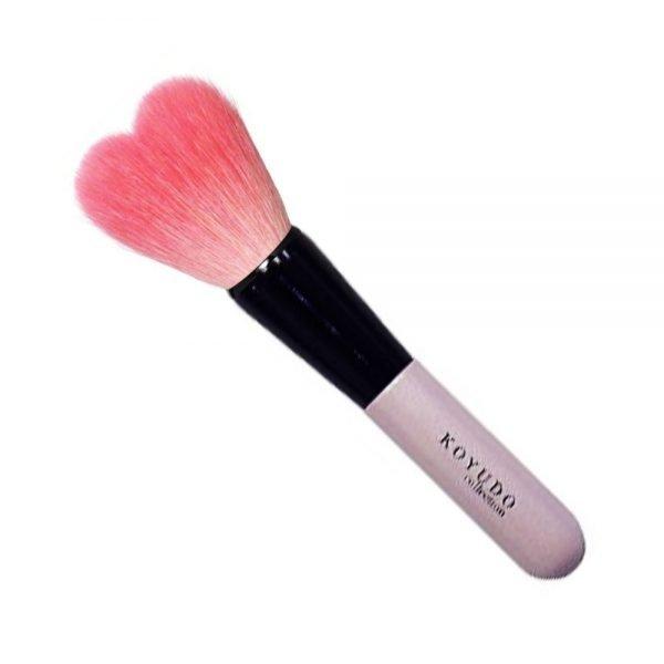 KOYUDO Collection Kumanofude Heart Powder Brush - H014