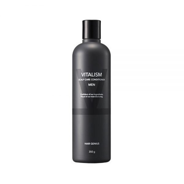 VITALISM Scalp Care Conditioner Non-Silicon for Men
