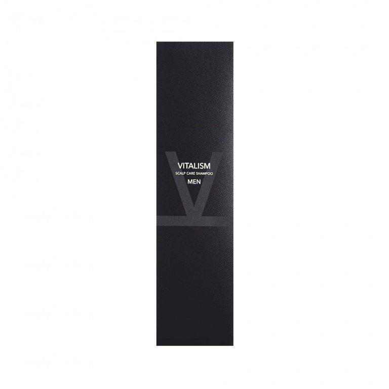 VITALISM Scalp Care Shampoo Non-Silicon for MEN