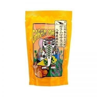 YAWATAYA ISOGORO Shichimi Togarashi Rice Crackers Garam Masala Made in Japna