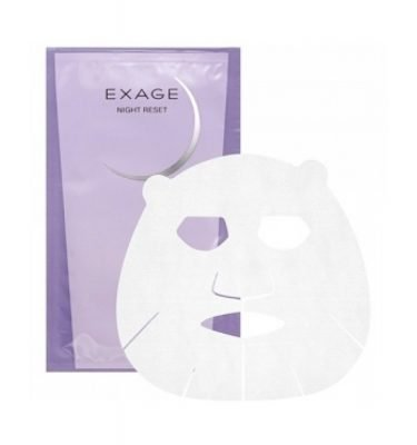 ALBION Exage Night Reset Mask 6pcs