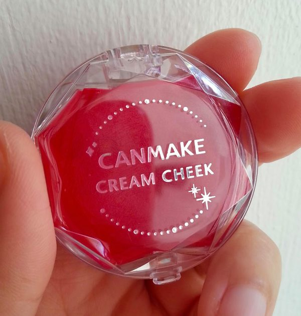 CANMAKE Tokyo Cream Cheek Japan Cosmetics and Beauty