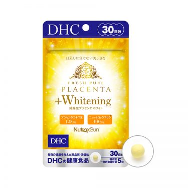 DHC Fresh Pure Placenta Whitening Made in Japan