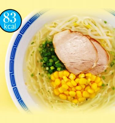 DHC Japanese Diet Konjac Ramen Noodles 83kcal