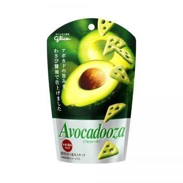 GLICO Avocadooza - 40g x 10 pcs