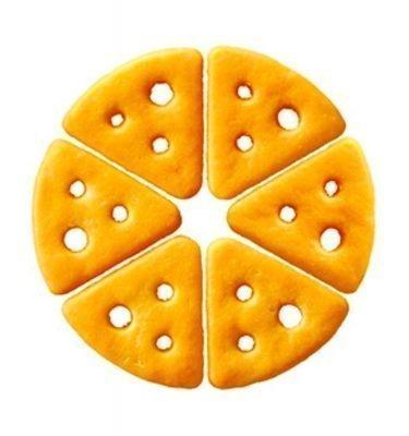 GLICO Cheeza Camembert Made in Japan
