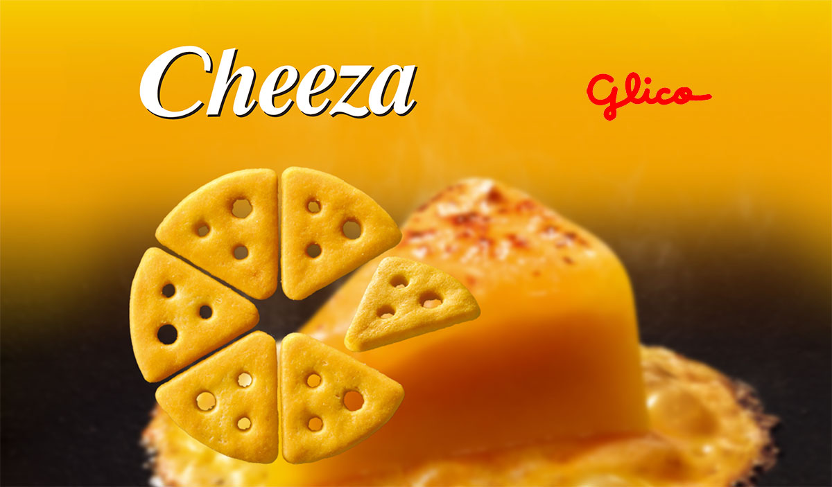 GLICO Cheeza Cheddar Cheese