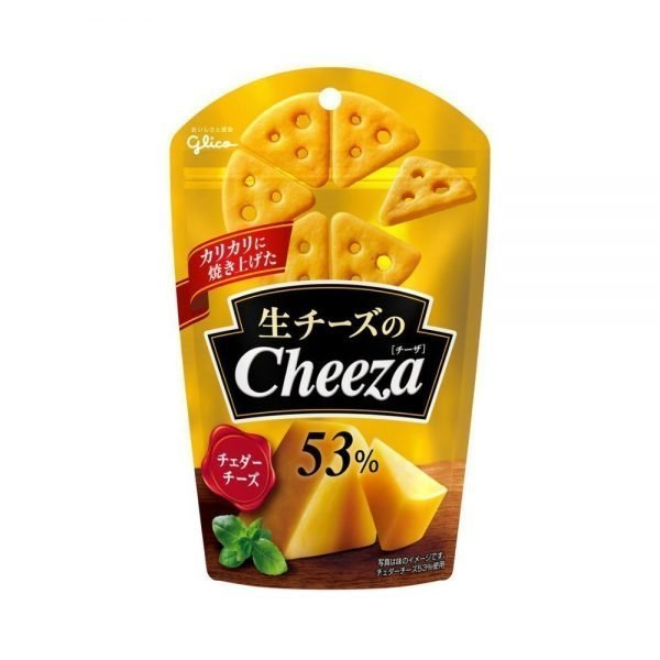 GLICO Cheeza Chedder Cheese - 40g x 10 pcs