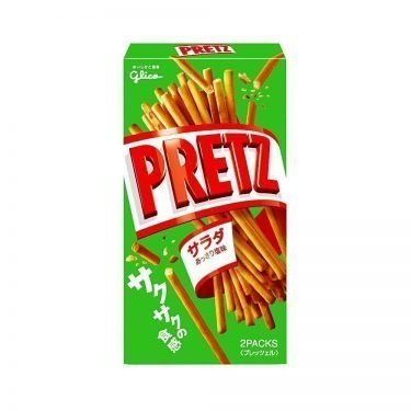 GLICO Pretz Salad - 69g x 10pcs