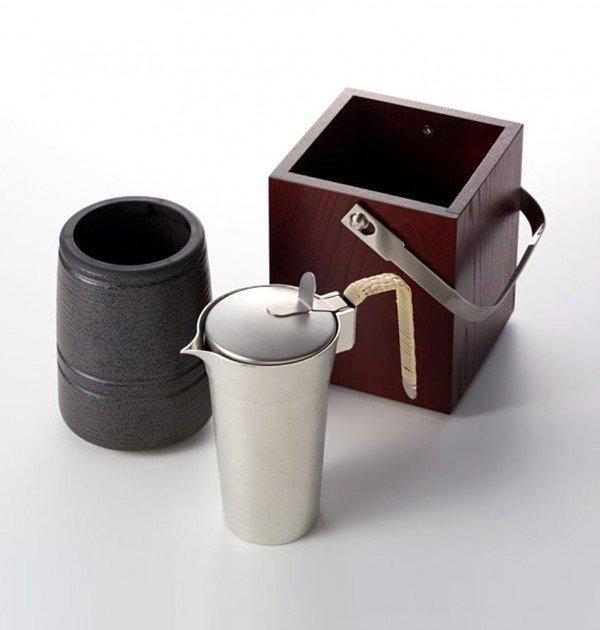 KANSUKE Sake Warmer Set