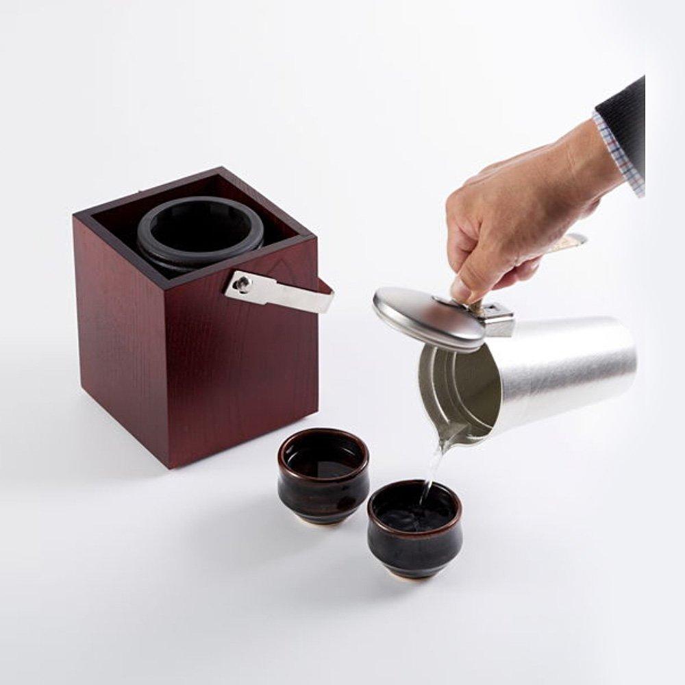 KANSUKE Table Sake Warmer Set