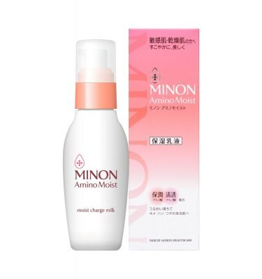 MINON Amino Moist Charge Milk Made in Japan