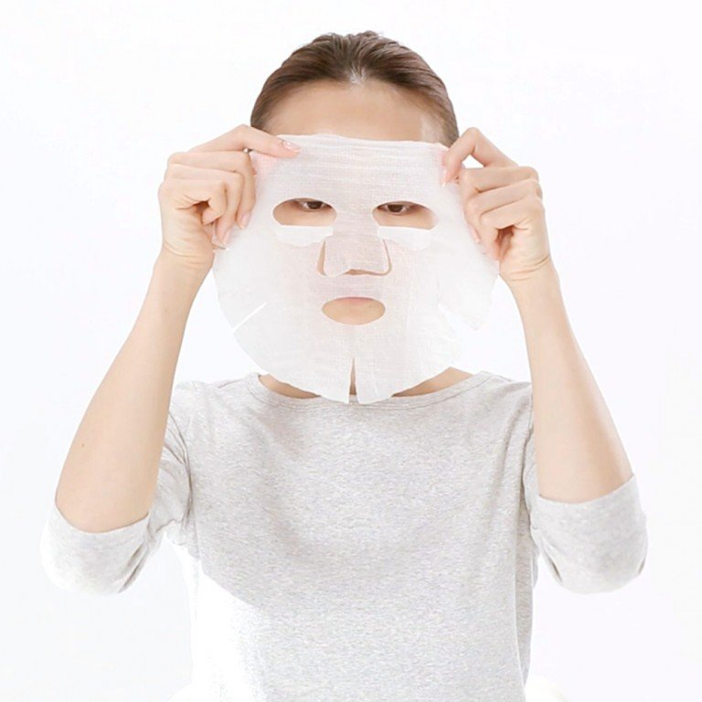 MUJI Face Lotion Compressed Sheet Mask