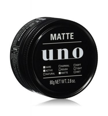 NEW SHISEIDO Uno Matte Effector Made in Japan