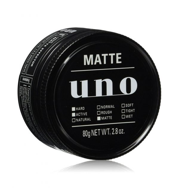 NEW SHISEIDO Uno Matte Effector Made in Japan