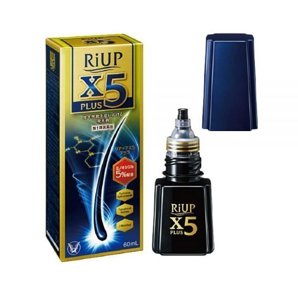TAISHO SEIYAKU RiUp X5 Plus Lotion - 60ml