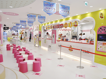 Food Court at Dream Station JOL