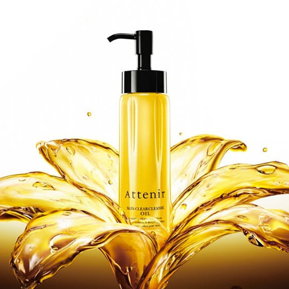 ATTENIR Skin Clear Cleanse Oil Aroma Type Made in Japan