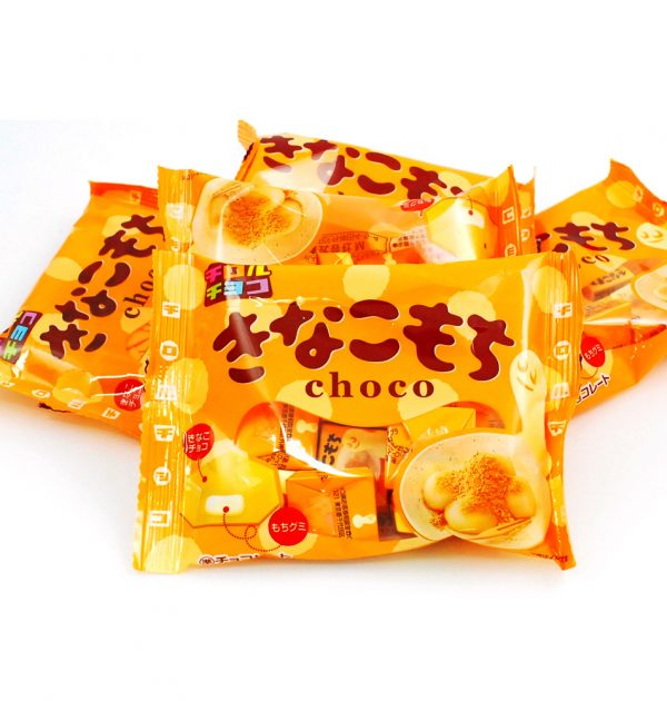 CHIRORU CHOCO Kinako Mochi Chocolate
