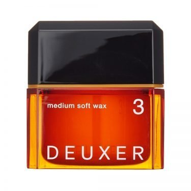 DEUXER 3 Medium Soft Wax