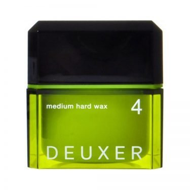 DEUXER 4 Dry Paste Wax