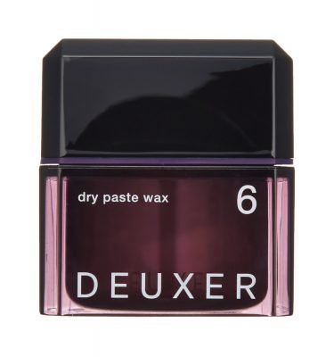 DEUXER 6 Dry Paste Wax