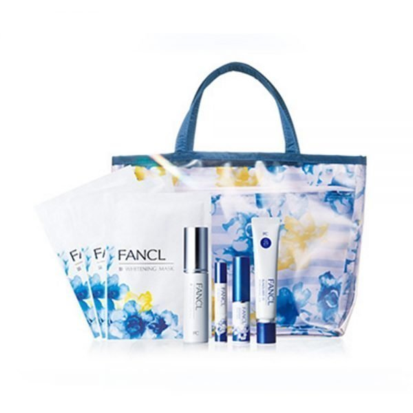 FANCL Perfect Whitening Kit - Free Original Bag