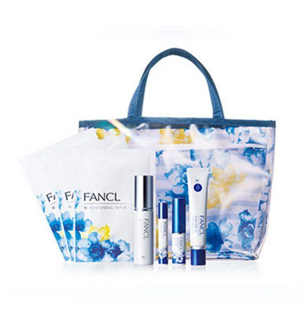 FANCL Perfect Whitening Kit - Free Original Bag