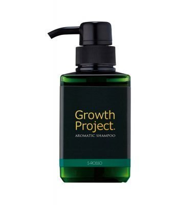 Growth Project Boston - Scalp Care Aroma Shampoo for Hair Growth