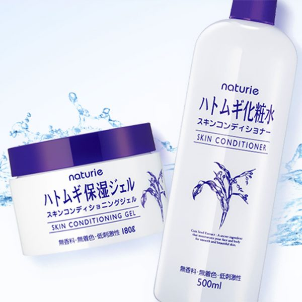 IMYU NATURIE Hatomugi Skin Conditioner Made in Japan