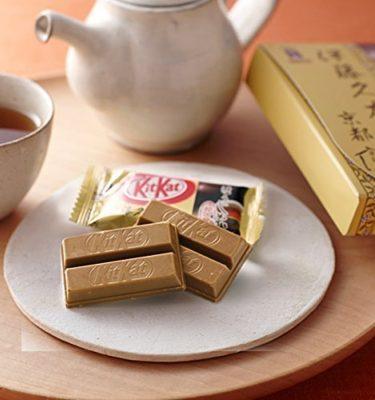 ITOHKYUEMON Kyoto Uji Hojicha Kit Kat