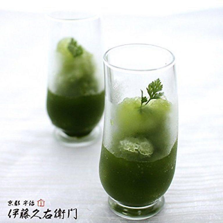 ITOHKYUEMON Kyoto Uji Matcha Green Tea Powder - 300g Bag