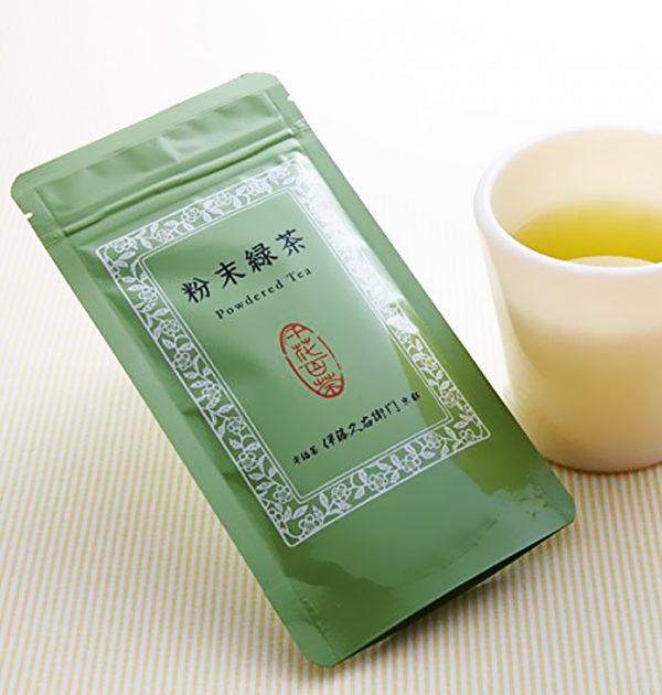 ITOHKYUEMON Kyoto Uji Premium Matcha Powder with Catechin