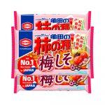 KAMEDA Kaki No Tane Ume Shiso Rice Crackers Made in Japan