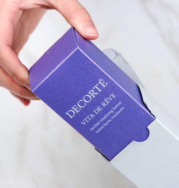 KOSE COSME DECORTE Vita De Reve Herbal Vitalizing Lotion Made in Japan