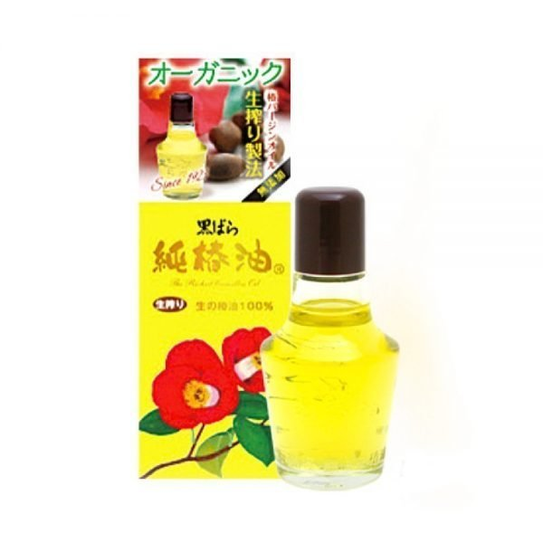 KUROBARA Tsubaki Camellia Pure Oil for Hair and Skin - 72ml