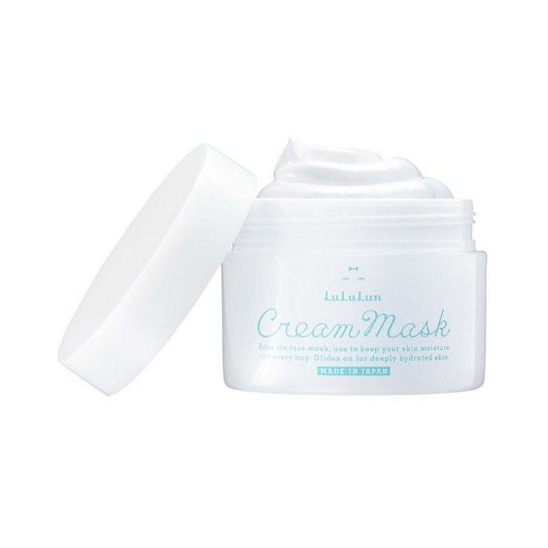 LULULUN Cream Mask - 100g