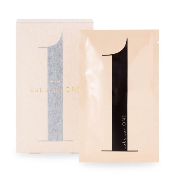 LULULUN One - Face Mask with Micro Oil 5 Sheets